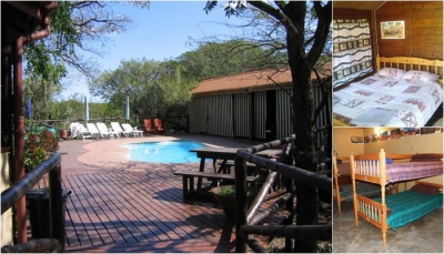 Isinkwe Bush Camp features on Travel Ground Comprehensive Guide to Backpacker Accommodation in South Africa